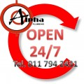 Open 24hrs 7days