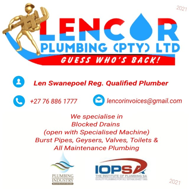 Lencor Plumbing Services PTY LTD